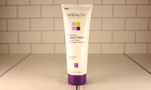 Organic CannaCell® Botanical Shave Cream - Lavender Thyme- Code#: PC4597