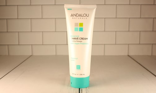 Organic CannaCell® Botanical Shave Cream - Coconut Lime- Code#: PC4598