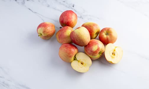 Local Organic Apples, Bagged Ambrosia- Code#: PR207699LPO