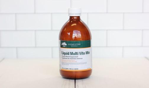 Liquid Multi Vite Min- Code#: TG0058