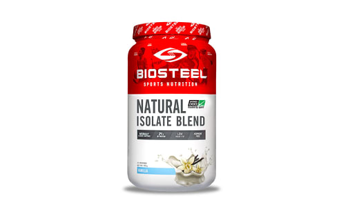 Natural Isolate Blend - Vanilla- Code#: VT0392
