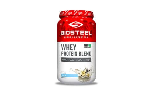 Whey Protein Blend - Vanilla- Code#: VT0390