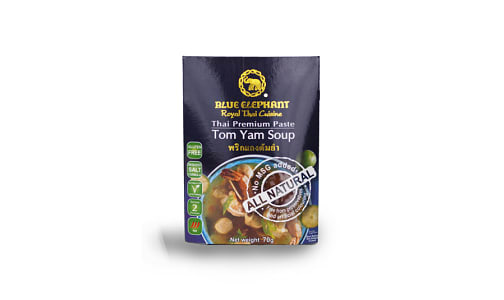 Tom Yam Soup Paste- Code#: BU0022