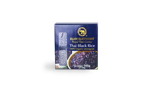 Black Rice- Code#: BU0006