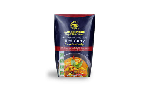 Ready to Heat Curry Sauce - Red- Code#: BU0004