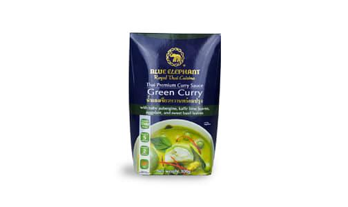 Ready to Heat Curry Sauce - Green- Code#: BU0012