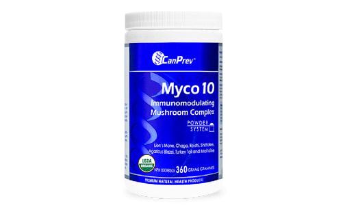 Organic Myco 10- Code#: VT0308