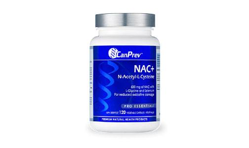 Organic NAC+- Code#: VT0309