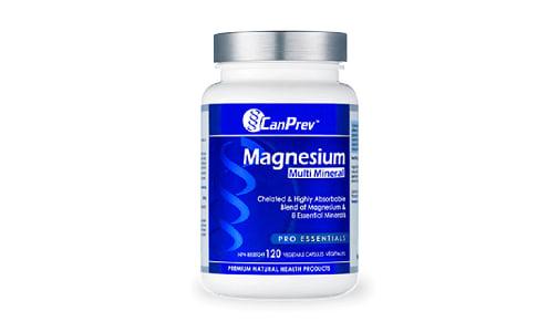 Organic Magnesium Multi-Mineral- Code#: VT0314