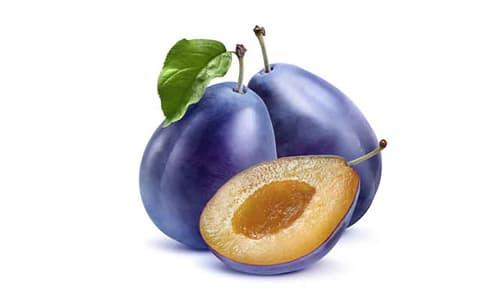 Organic Plums, President- Code#: PR147245NPO