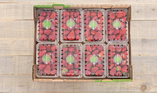 Organic Strawberries - CASE - CA/MEX- Code#: PR216876NCO