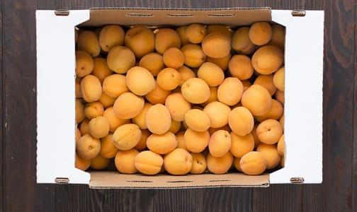 Local Organic Apricots, Case- Code#: PR216779LCO