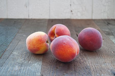 Local Organic Peaches, Case of #2 Grade- Code#: PR216787LCO