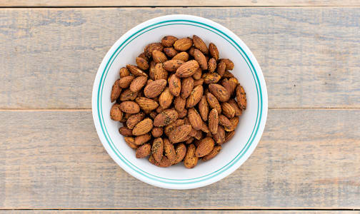 Lime and Pepper Almonds- Code#: AY0008