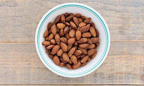 Smoked Almonds- Code#: AY0010