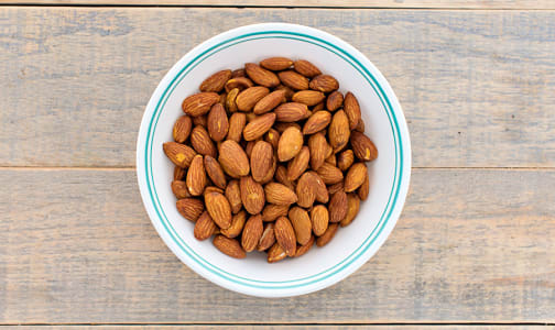 Lime and Saffron Almonds- Code#: AY1007