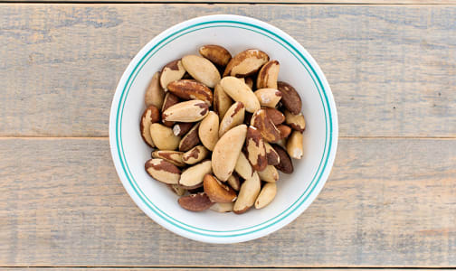 Raw Brazil Nuts- Code#: AY1020