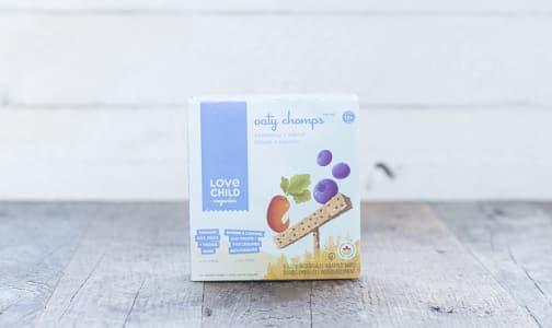 Organic Oaty Chomps - Blueberry & Carrot- Code#: BB055