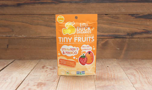 Organic Tiny Fruits - Strawberry Mango- Code#: BB153