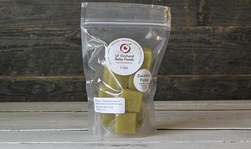 Zucchini Puree (Frozen)- Code#: BB410005