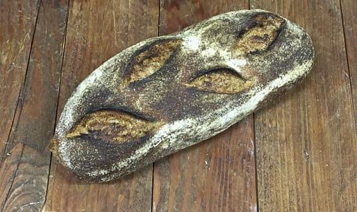 Organic Rye w Wheat Bread- Code#: BR0102
