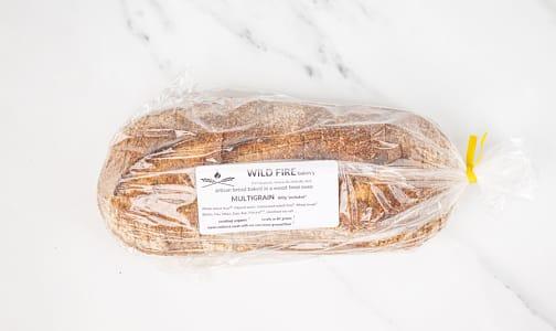 Organic Multigrain Bread SLICED- Code#: BR0109