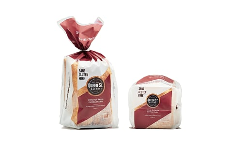 Cinnamon Raisin Loaf (Frozen)- Code#: BR0127