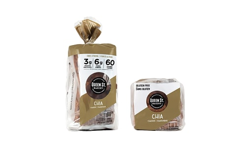 Chia Classic Loaf (Frozen)- Code#: BR0147