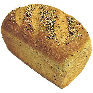 Honey-Quinoa Bread - sliced- Code#: BR0221