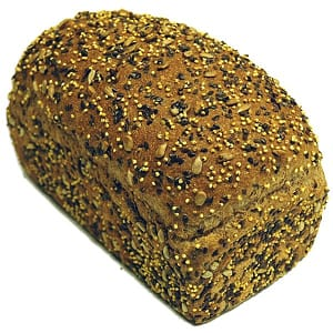 Seedy Bread - sliced- Code#: BR0224