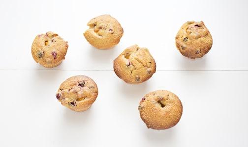 Peach Cranberry Muffin- Code#: BR0276