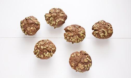 Pumpkin Spelt Muffin- Code#: BR0280