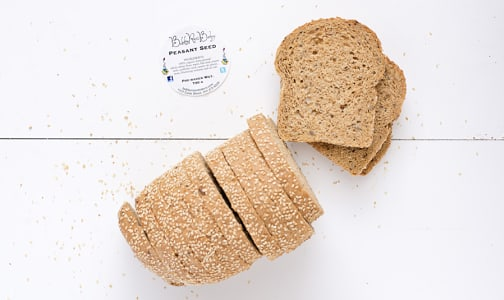 Peasant Seed Bread- Code#: BR0284