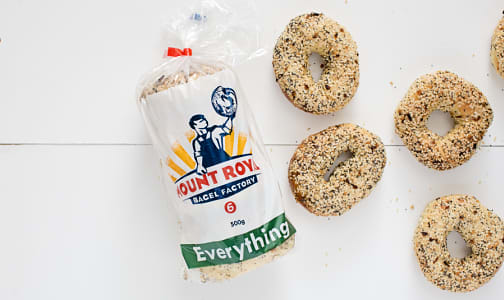 Everything  Bagels- Code#: BR0329