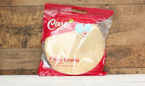 Pizza Crust (Frozen)- Code#: BR0378