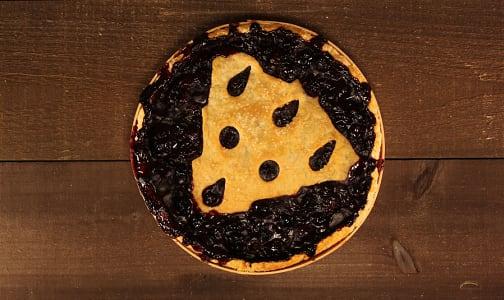 Pie Junkie - Blueberry/Cranberry Pie (Frozen)- Code#: BR0396