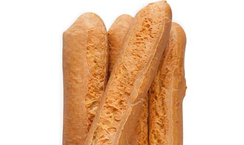 Gluten Free Baguette (Frozen)- Code#: BR0405