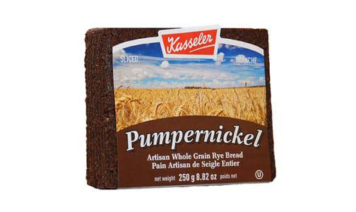 Pumpernickel Loaf- Code#: BR0457