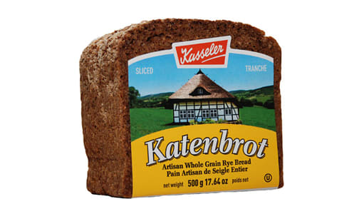 Katenbrot Danish Rye- Code#: BR0458
