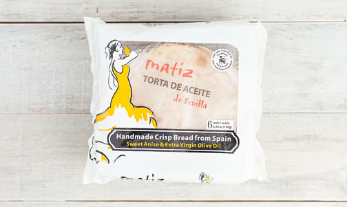 Tortas De Aciete - Sugared- Code#: BR0461