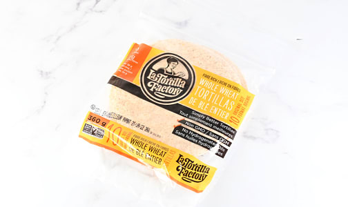 Whole Wheat Low Carb Low Fat Tortilla- Code#: BR0471