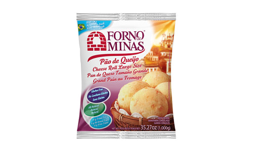Cheese Rolls, Large (Frozen)- Code#: BR0485
