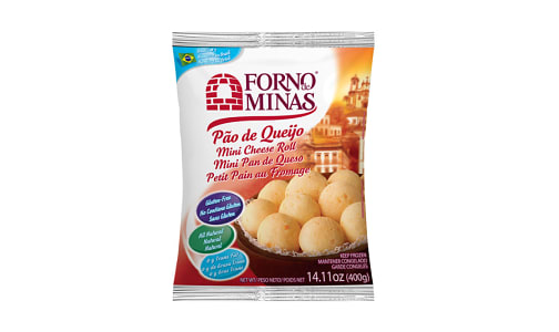 Cheese Rolls, Mini (Frozen)- Code#: BR0487