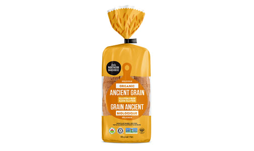 Organic Ancient Grain Bread (Frozen)- Code#: BR0490