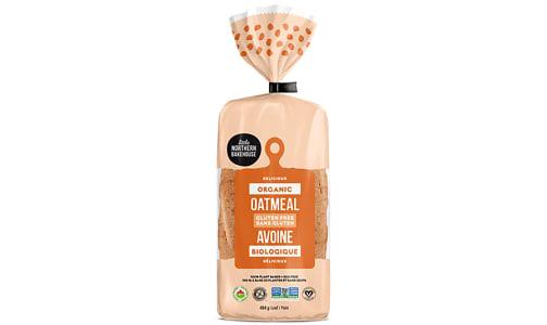 Organic Oatmeal Bread (Frozen)- Code#: BR0491