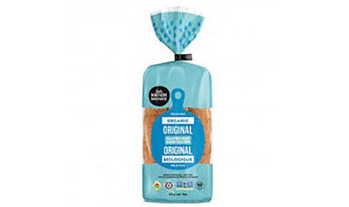 Organic Original Bread (Frozen)- Code#: BR0492