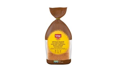 Artisan Baker Multigrain Bread- Code#: BR0537
