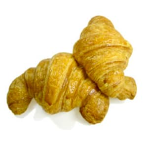 Organic Plain Croissants- Code#: BR0620