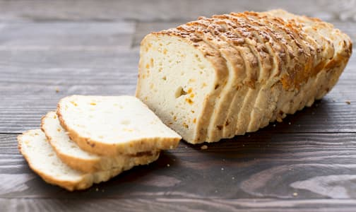 Gluten Free Cheese & Onion Bread- Code#: BR0730