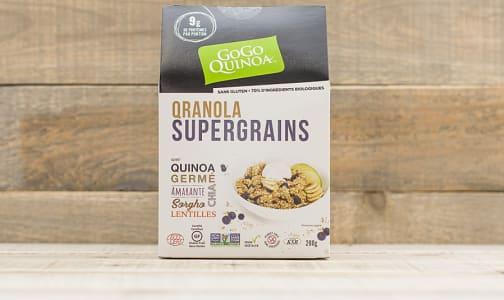 Organic Qranola Supergrains- Code#: BR1040